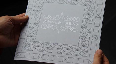 Palaces and Cabins catalogue