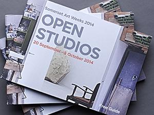 SAW Open Studios Guide 2014