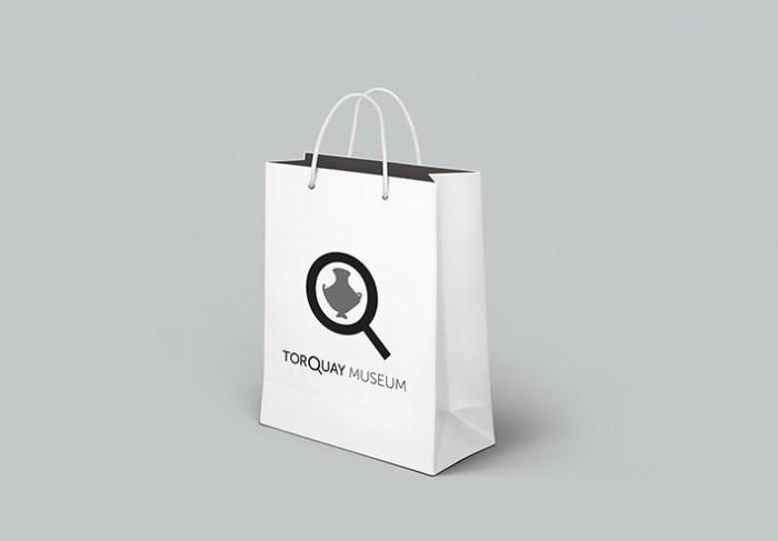 Shopping Bag PSD MockUp explorer v1