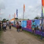 Glastonbury, or Pilton Pop festival if you are local