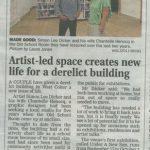 Western Gazette feature